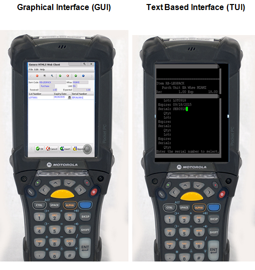 Image of barcode readers